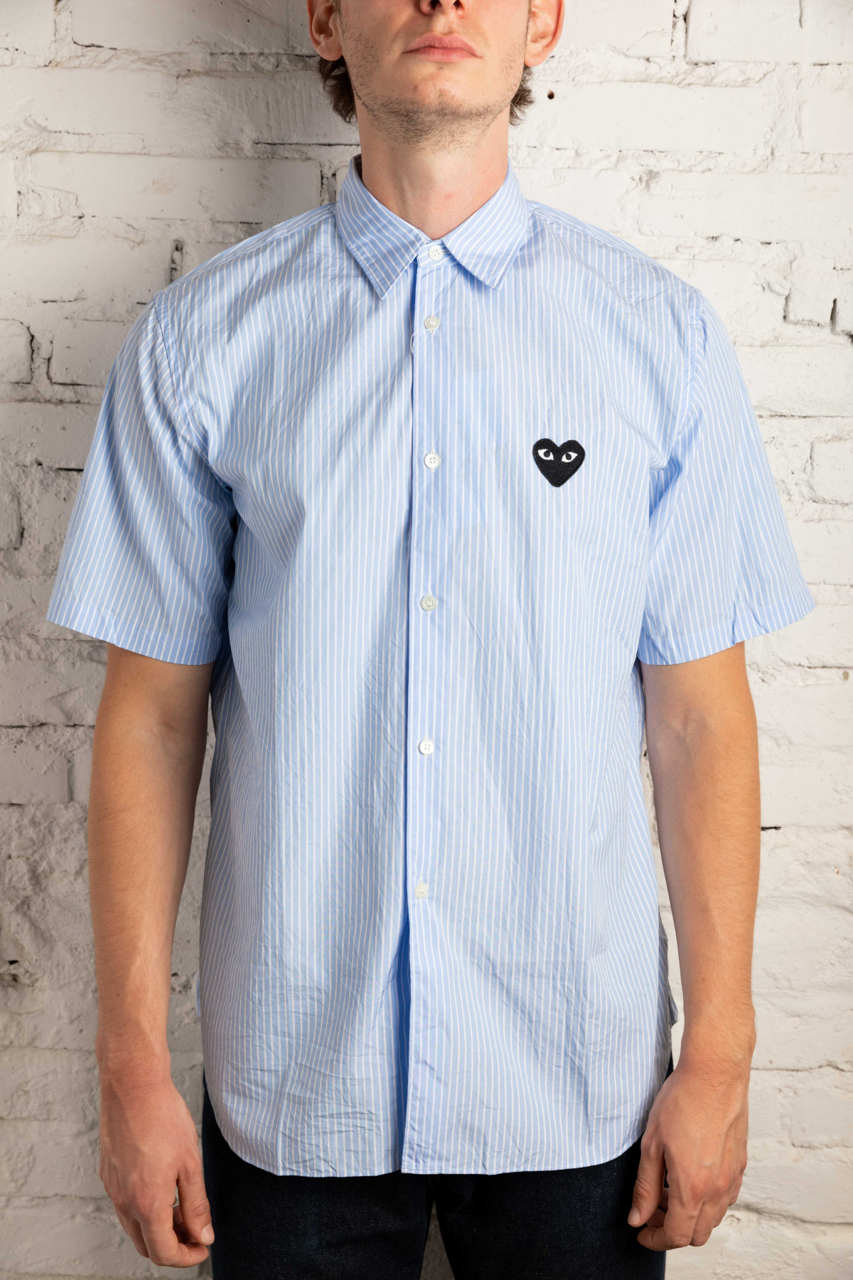 Play Mens Striped Shirt P1B022