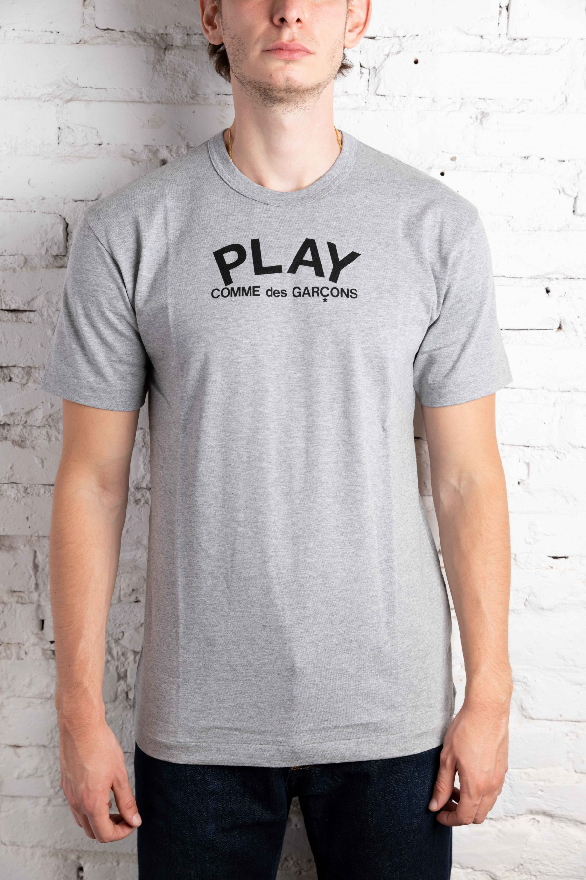 Play T-Shirt Men Play Logo P1T072